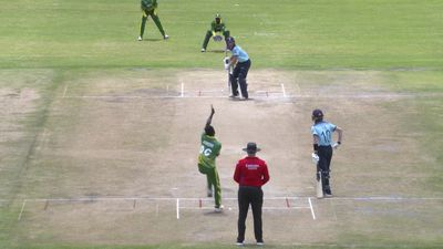 England U19 bt Nigeria U19 by 8 wickets