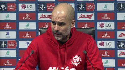 We are determined to win trophies - Pep
