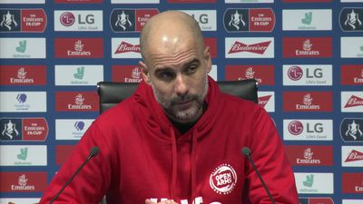 We always score goals - Pep