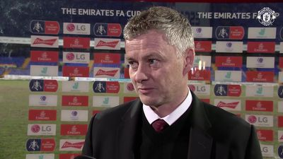 No complaints on surface - Ole