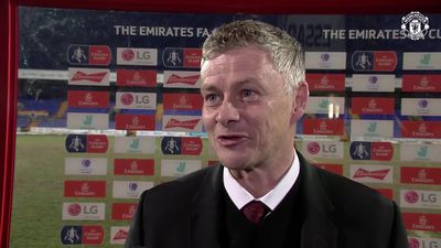 Ole hoping for home draw in last 16