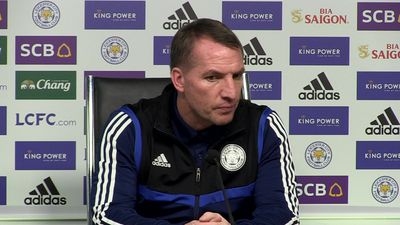 Vardy's in the squad - Rodgers