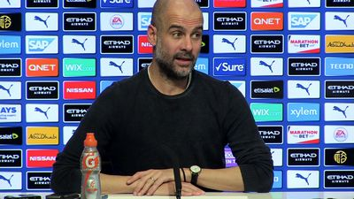 Didn't mean to offend fans - Guardiola