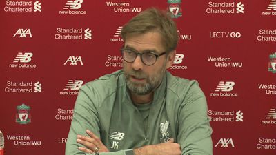 Can see difference in training after break - Klopp