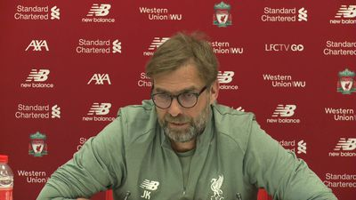 Delighted with kids against Shrewsbury - Klopp