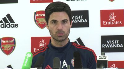 We have transfer plans for summer - Arteta