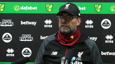 Shocked at Manchester City ban - Klopp