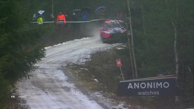 Highlights from WRC Sweden Rally