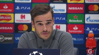 Harry Winks on playing under mourinho