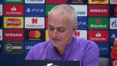 We will miss Son for a few weeks - Mourinho