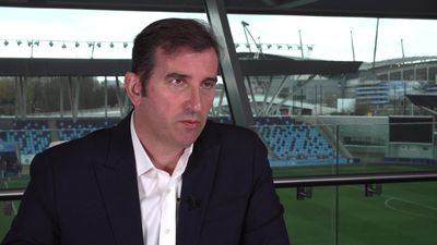Manchester City CEO Ferran Soriano Interview
