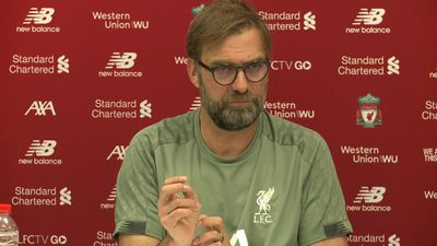 Offside proposals discussion is good - Klopp