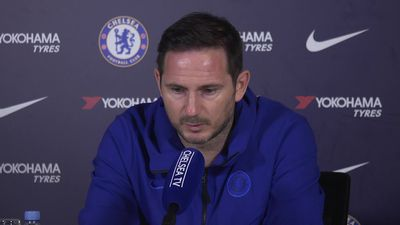"Lampard ""what ever team tottenham put out will be"