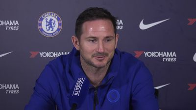 Lampard says tottenham have attacking players and