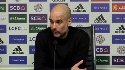 We reacted well - Guardiola