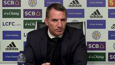 Vardy was unfortunate - Rodgers
