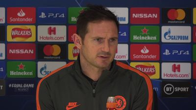 "Frank Lampard ""lot of work for us to do"""