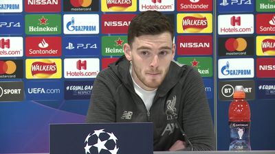 Need clean sheet for best chance - Robertson
