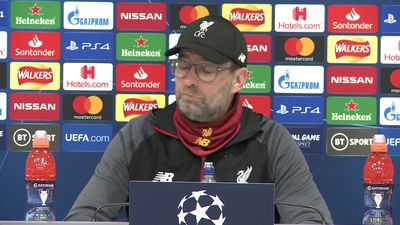 We don't just blame Adrian - Klopp