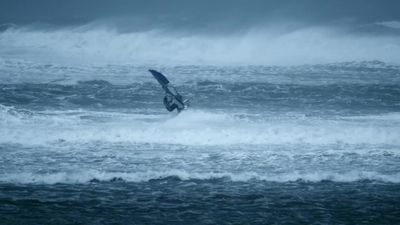 The biggest jumps from Red Bull Storm Chase
