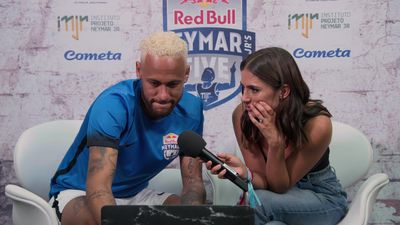 Neymar rates 5aside goals