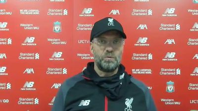 Klopp frustrated after Liverpool's Burnley draw