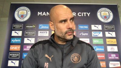 Guardiola on preparing for Real Madrid and UCL