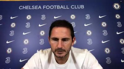 Lampard on impressive Champions Liverpool