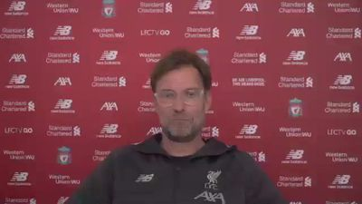 Klopp on Chelsea and Anfield title celebrations