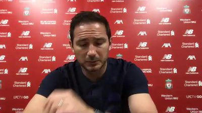 Lampard happy to have top four in their hands