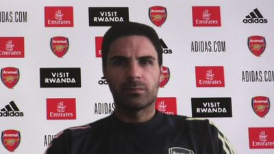 Arteta on importance of a strong Arsenal finish