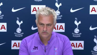 Mourinho on Dier contract, VAR and Palace
