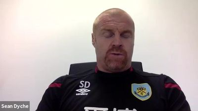 Dyche on resurgent Burnley and points record