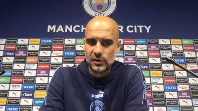 Guardiola confirms Aguero UCL loss after win