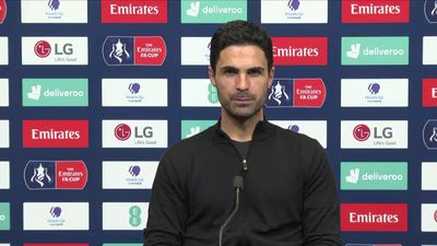 Arsenal's Arteta post FA Cup final win