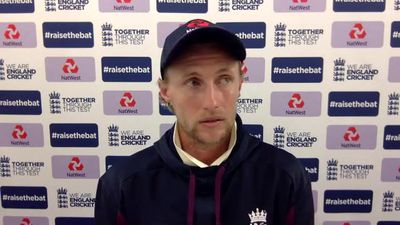 Joe Root on England's remarkable test win