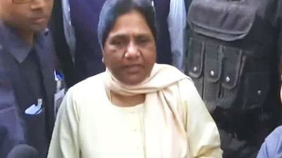 """""""Use Your Voting Right Wisely,"""" Says Mayawati"""