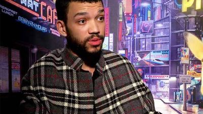 Detective Pikachu Star Justice Smith On His Boyish Charm