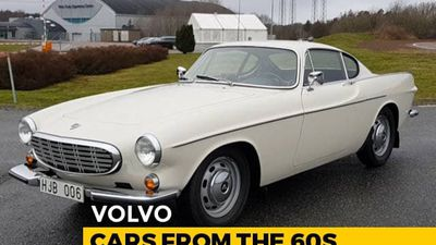 Volvo Cars From The 60s