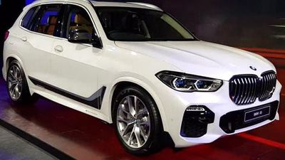 BMW X5 First Look