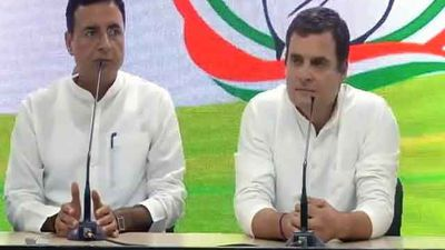 """""""People Are King, They Have Decided"""": Rahul Gandhi Congratulates PM Modi"""