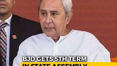 With Record 5th Win, Naveen Patnaik Has The Last Word In Odisha