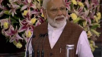 """2019 Elections Have Helped Break Walls, Connect Hearts,"" Says PM Modi"