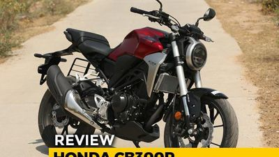 Honda CB300R First Ride Review