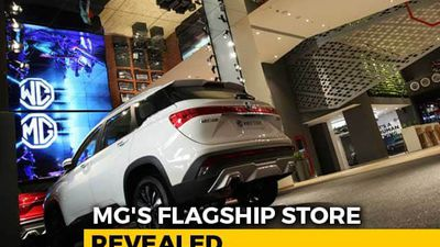 Sponsored: A Look Into MG India's Flagship Store