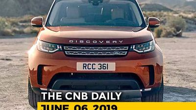 Toyota Glanza, 2019 Land Rover Discovery, JLR-BMW EVs