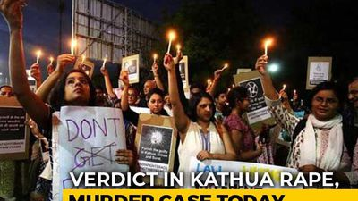 Verdict In Rape-Murder Of Kathua 8-Year-Old Today