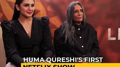 Huma Qureshi And Deepa Mehta On Their First Netflix Series Leila & More