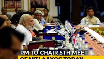 KCR, Mamata Banerjee To Skip PM Modi's NITI Aayog Meet Today