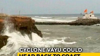 Hours After Chief Minister's All-Clear, Vayu Could Recurve In Gujarat
